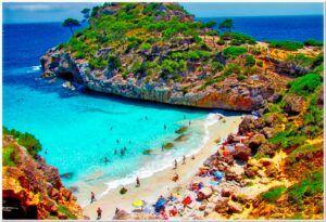 Playa, Calo de Moro